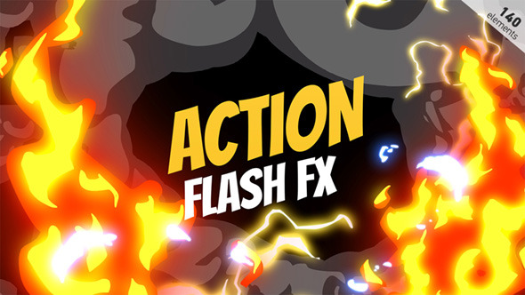 Action Flash Fx Elements Download