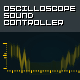 Oscilloscope sound controller - ActiveDen Item for Sale