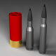 Rifle & shotgun ammunition
