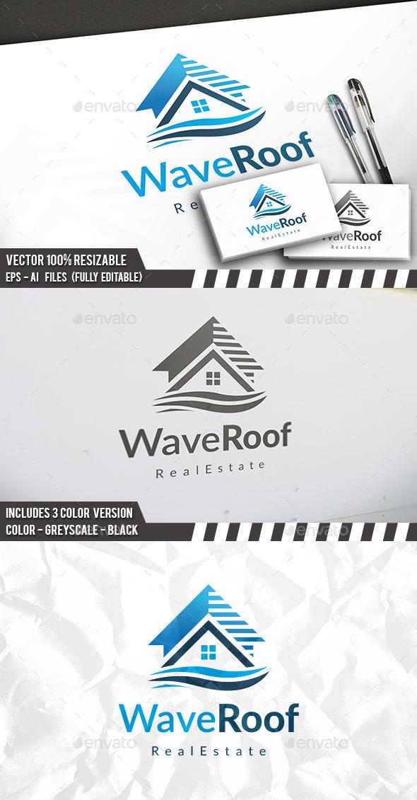 Wave Real Estate Logo