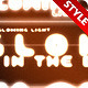 Glowing Styles - GraphicRiver Item for Sale