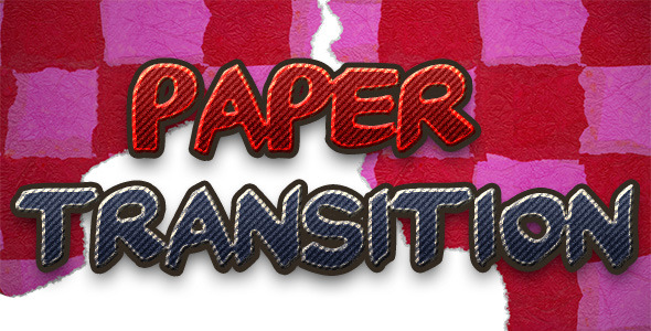 5 Paper Transition