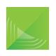 Green Leaf Letter G Logo