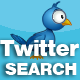 Custom Twitter Search - CodeCanyon Item for Sale