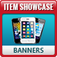 Product Showcase Banners