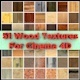 51 Wood Materials For Cinema 4D