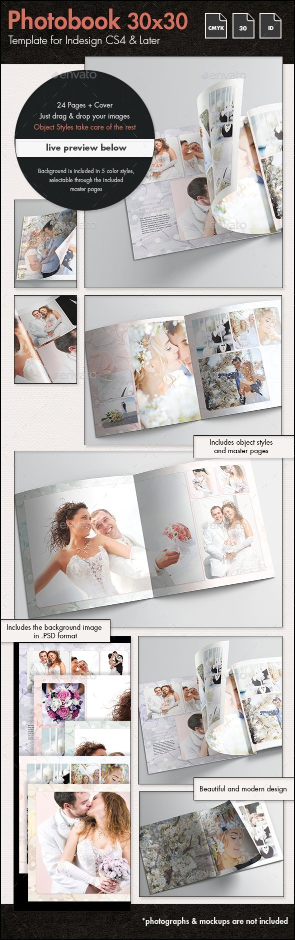 Graphics, Designs & Templates with Print Dimensions: 30x30