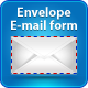 Envelope E-mail form - GraphicRiver Item for Sale