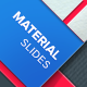 Material PowerPoint Presentation Template