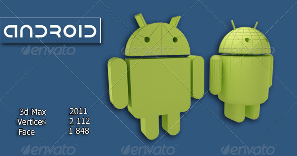 3DOcean Android logo 153302