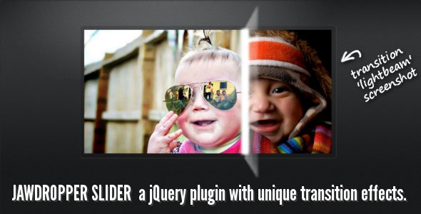 CodeCanyon Jawdropper Slider 133239