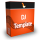 Dj/Producer XML Template - DeepLinking - 7 modules - ActiveDen Item for Sale