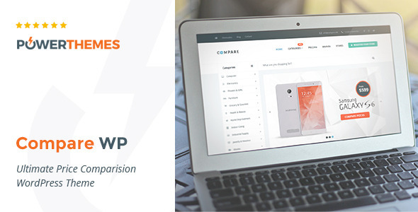 9 - Price Compare - Price Comparison WordPress Theme