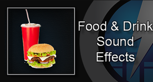 Food & Drink Sound Effects