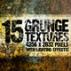 15 Grunge Textures with Lighting Effects! - GraphicRiver Item for Sale