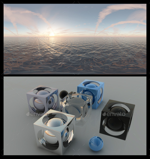 Ocean Dawn 6 - HDRI - 3DOcean Item for Sale