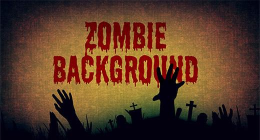 Zombie Background