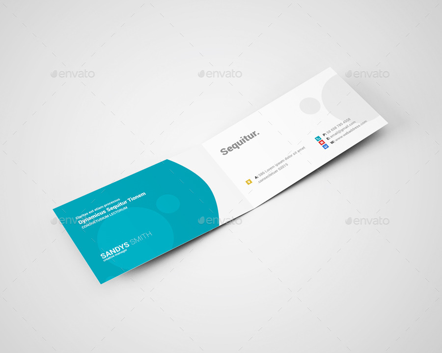 Tri fold business card zrom surprising trifold business cards free fold brochure design cheaphphosting Images