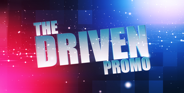 [VideoHive 153511] The Driven Promo | After Effects Project