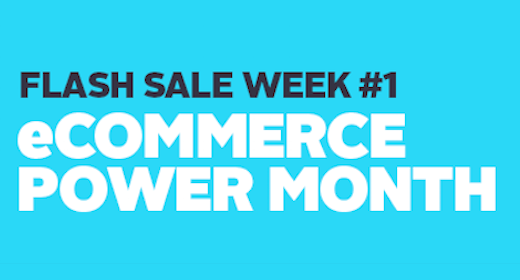 eCommerce Month Week #1