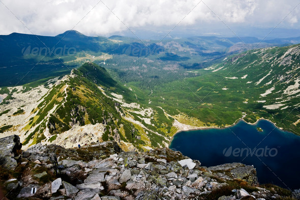 Polish high mountains, Tatras - Stock Photo - Images