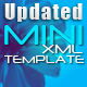 Mini XML Template - ActiveDen Item for Sale