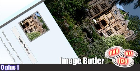 CodeCanyon Image Butler 51009