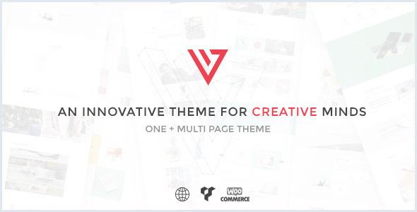 Vertex - Creative Multipurpose WordPress Theme