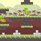Platform Game Background