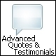 Advanced Quotes & Testimonials