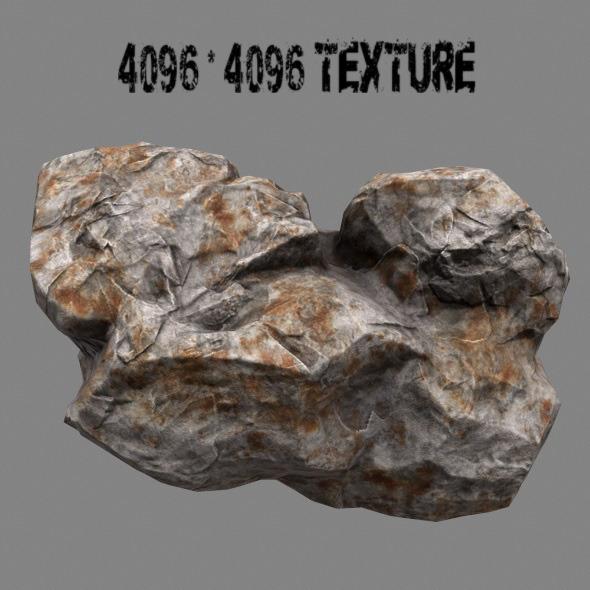 rock_2 - 3DOcean Item for Sale