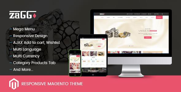 Download SNS Zaggo - Responsive Magento Theme nulled download