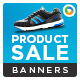 E-Commerce HTML5 Banners - Google Web Designer