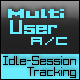 Multi user Password a/c with idle session tracking - ActiveDen Item for Sale