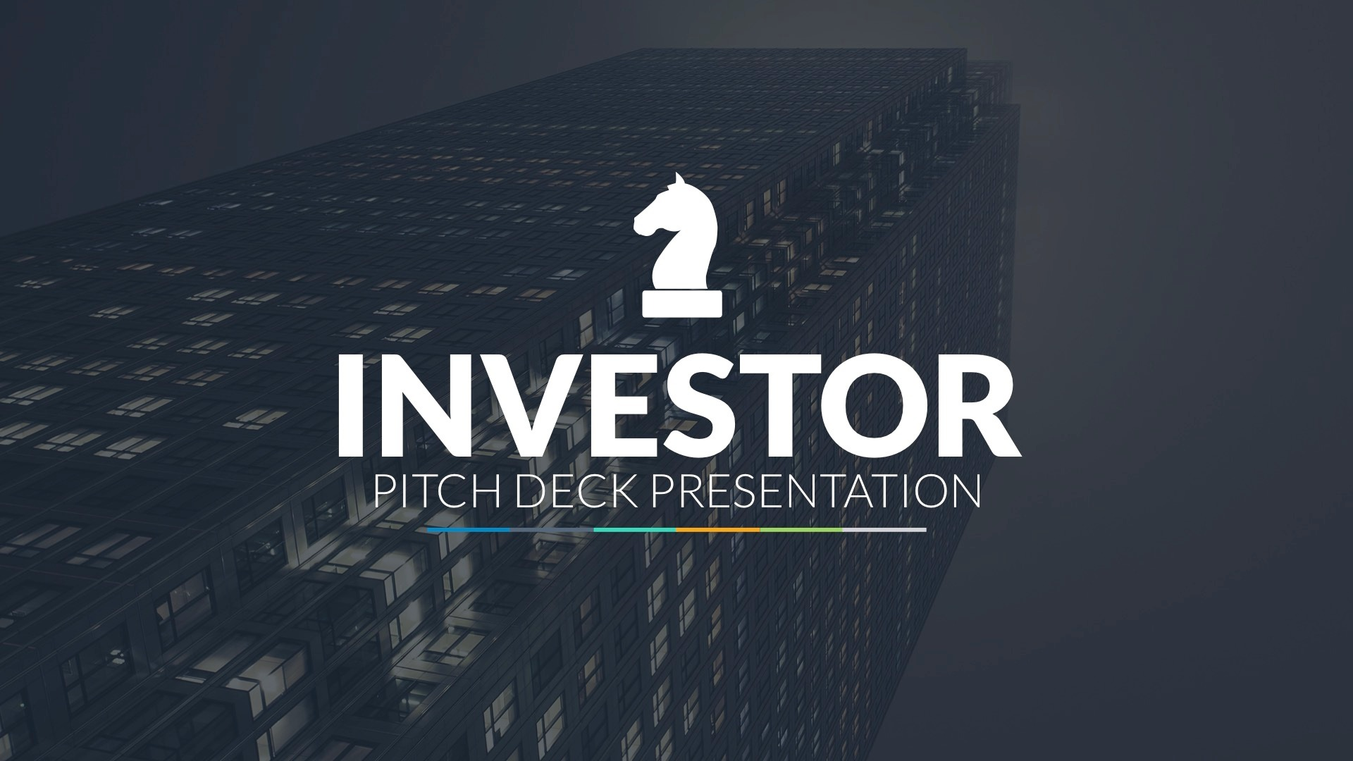 Investor Pitch Deck Powerpoint Template By Louistwelve