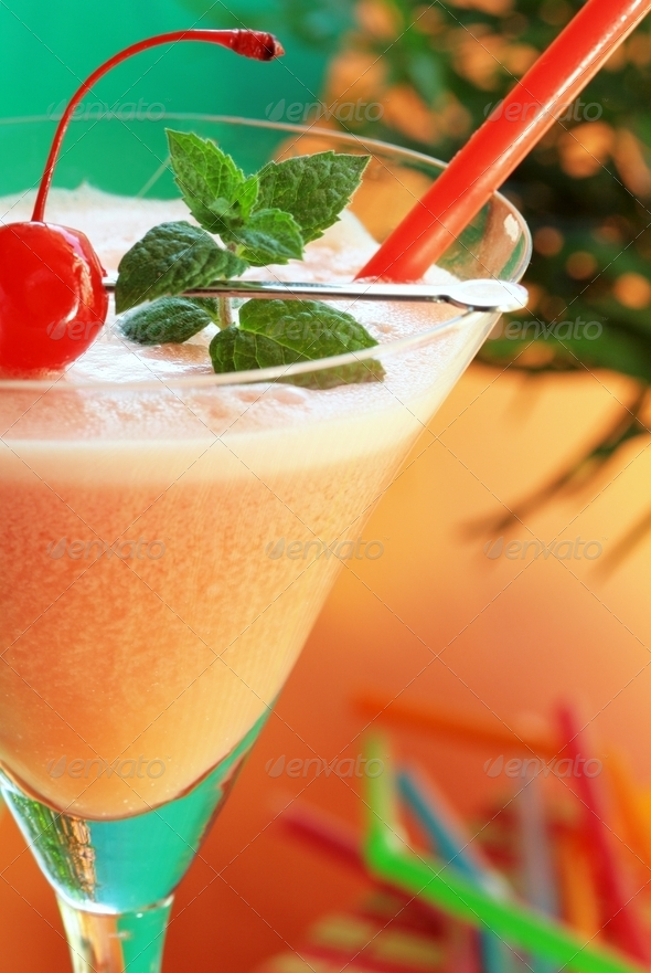 Alcoholic recreational drink - Stock Photo - Images