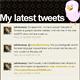 My Tweets Terbaru! - Sebuah Murni Javascript Twitter Box - WorldWideScripts.net Barang Dijual