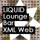 Liquid Lounge/Bar/Club XML Website - ActiveDen Item for Sale