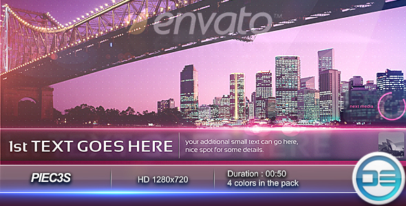 After Effects Project - VideoHive PIEC3S 128895