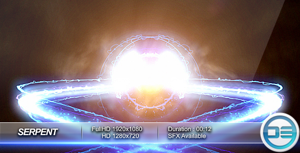 After Effects Project - VideoHive SERPENT Logo 124948