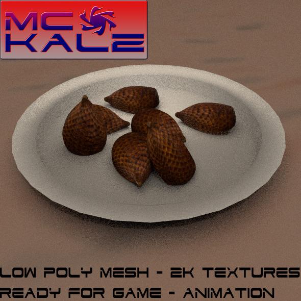 Salak - 3DOcean Item for Sale