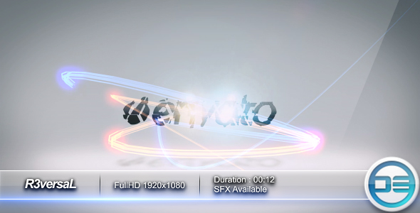 After Effects Project - VideoHive ReversaL 72559