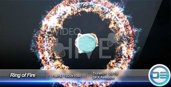 VideoHive Ring of Fire 49696