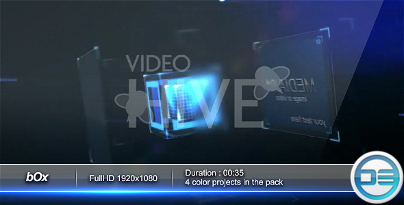 After Effects Project - VideoHive The bOx 52520