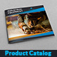 Product Catalog Square Brochure