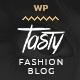 Tasty - Responsive Blog WordPress Theme