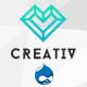Creativ - MultiConcept Drupal Theme