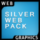 Silver Web Kit - GraphicRiver Item for Sale