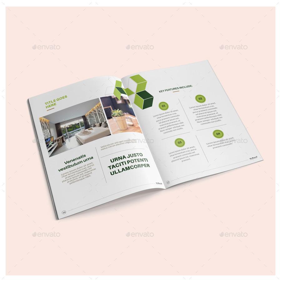 Real Estate Brochure Templates
