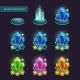 Crystal Level Pointers